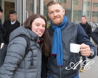 Me & Conor McGregor (1/21/15)